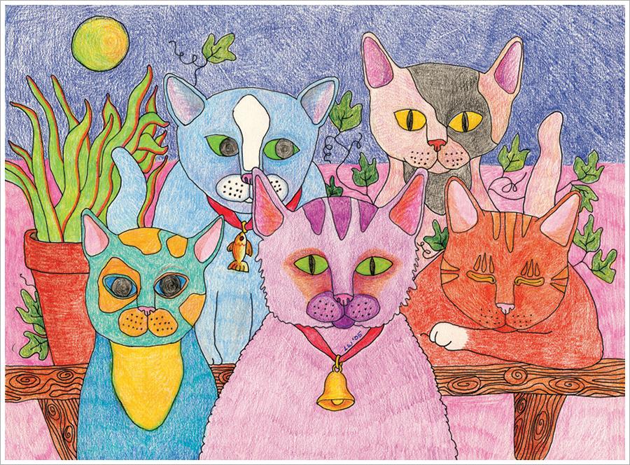 fivecats2